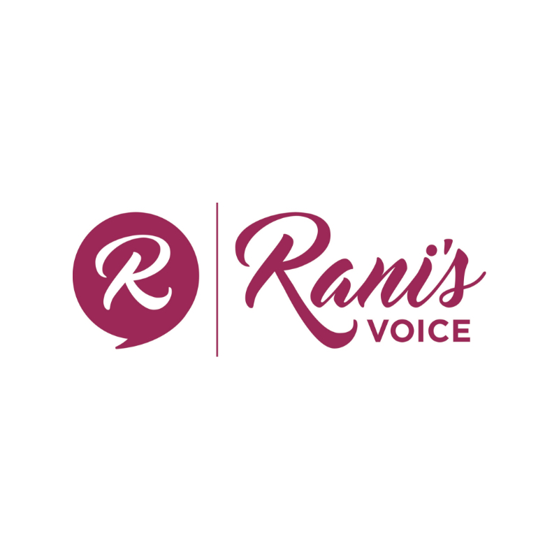 Rani's Voice Logo